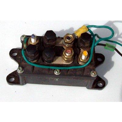 Barntools Omkeer relais 12 volt 200 Amp