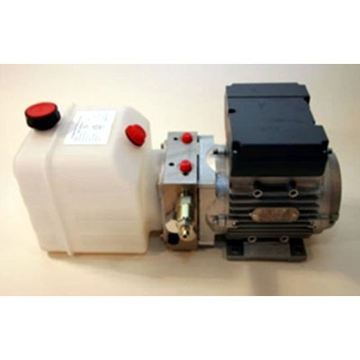 Barntools Hydraulische unit 220 V  4 L