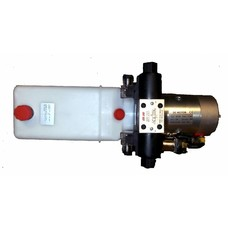 Barntools Hydraulische unit 12 V A/B klep 3 L.