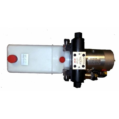 Hydraulische unit 12 V A/B klep 3 L.