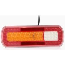 Barntools LED achterlicht met dynamisch knipperlicht