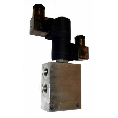Hydrauliek solenoid A/B klep