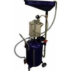 Barntools Olie opvangbak 65 liter extractor