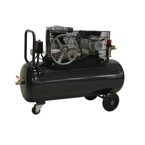 zionair Compressor 3 Pk 220 V.100 L. 8 Bar