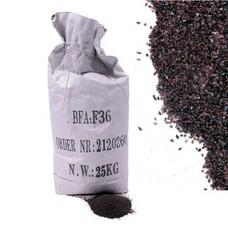 zionair Straalgrit corund / aluminium oxide 25 kg