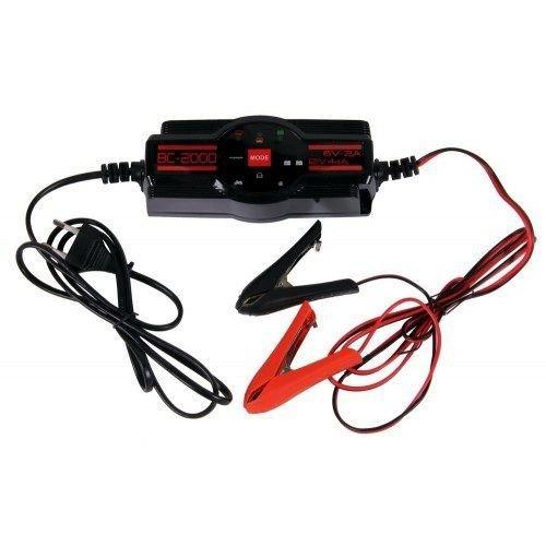 Accu druppellader 6 - 12 volt automatisch