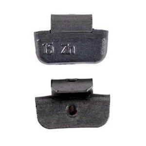 Balanceer slaglood aluminium velgen 15 Gr.