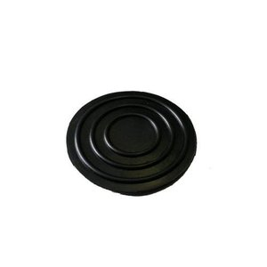 Garagekrik rubber 90 mm