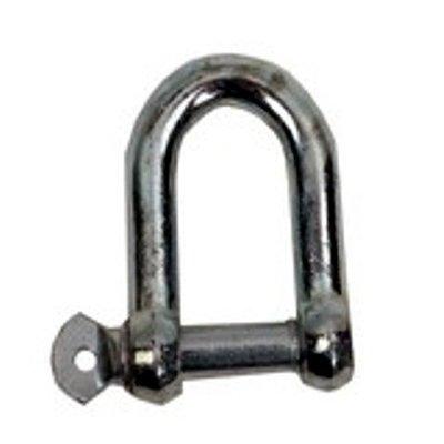 Torso D sluiting 16 mm