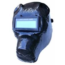 Barntools Automatische lashelm beer zwart