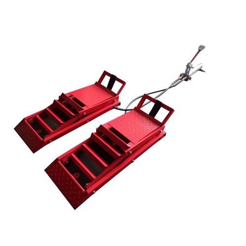 hydraulische oprijbokken