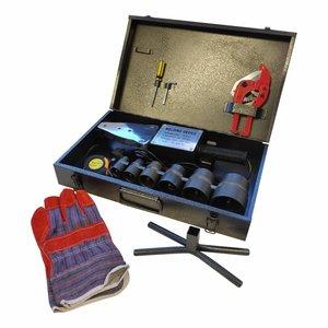 Kunststof pijp lasmachine