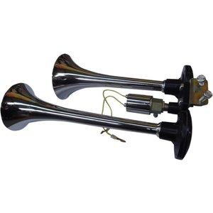 Luchthoorn 12 V 300/230 mm
