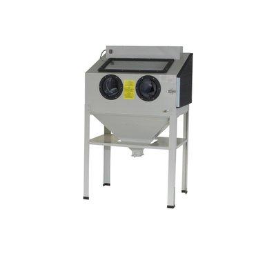 zionair Zandstraalkast 220 liter met zijdeur
