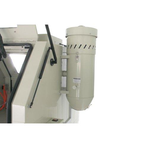 zionair Zandstraalkast 990 liter met voorklep