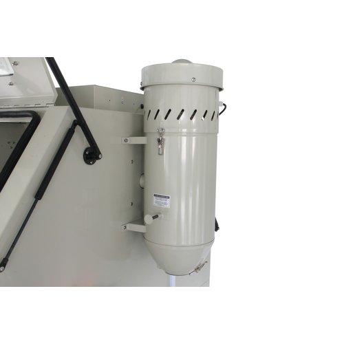 zionair Zandstraalkast 1200 liter