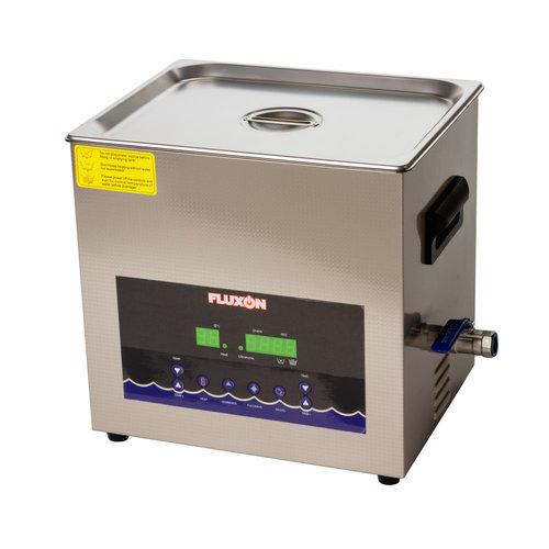 Fluxon Ultrasoonreiniger 10 liter