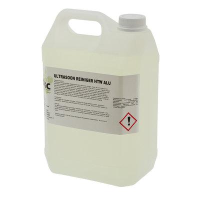 Fluxon Ultrasoon reiniger HTW Alu 5 liter