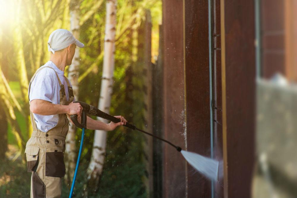 Welke taken kunt u uitvoeren met een hogedruk reiniger?