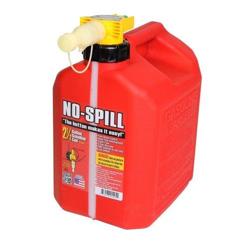 No Spill Jerrycan 10 liter met schenksysteem.