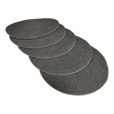 BT boenpad zwart 16 inch