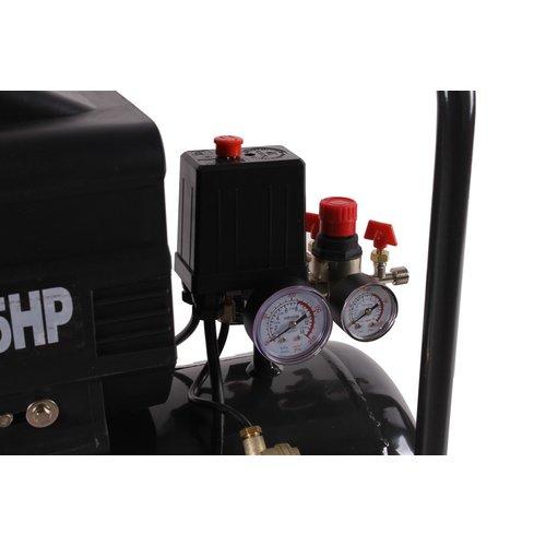 zionair Compressor 8 bar 230V  24 liter