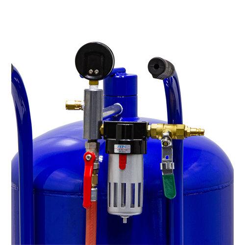 zionair Zandstraalketel 63 liter