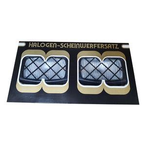 Halogeen koplamp set