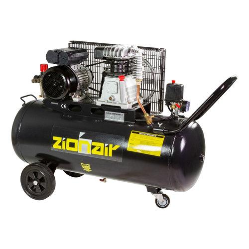 zionair Compressor 2,2kW 230V 100ltr tank