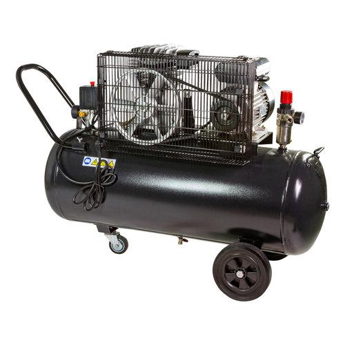zionair Compressor 2,2kW 230V 10bar 100ltr tank