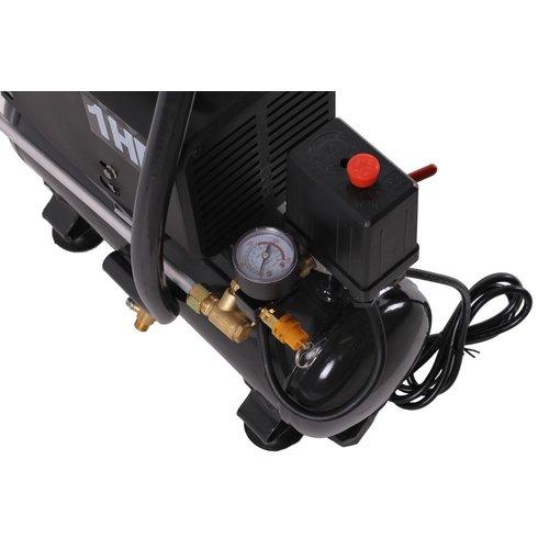 zionair Compressor 0,75KW 230V 8bar 6ltr tank