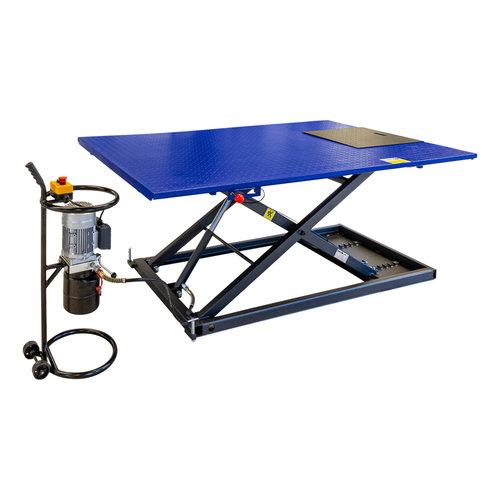 mammuth Elektrisch heftafel quad 675kg