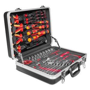 MW tools Gereedschapskoffer 68 delig