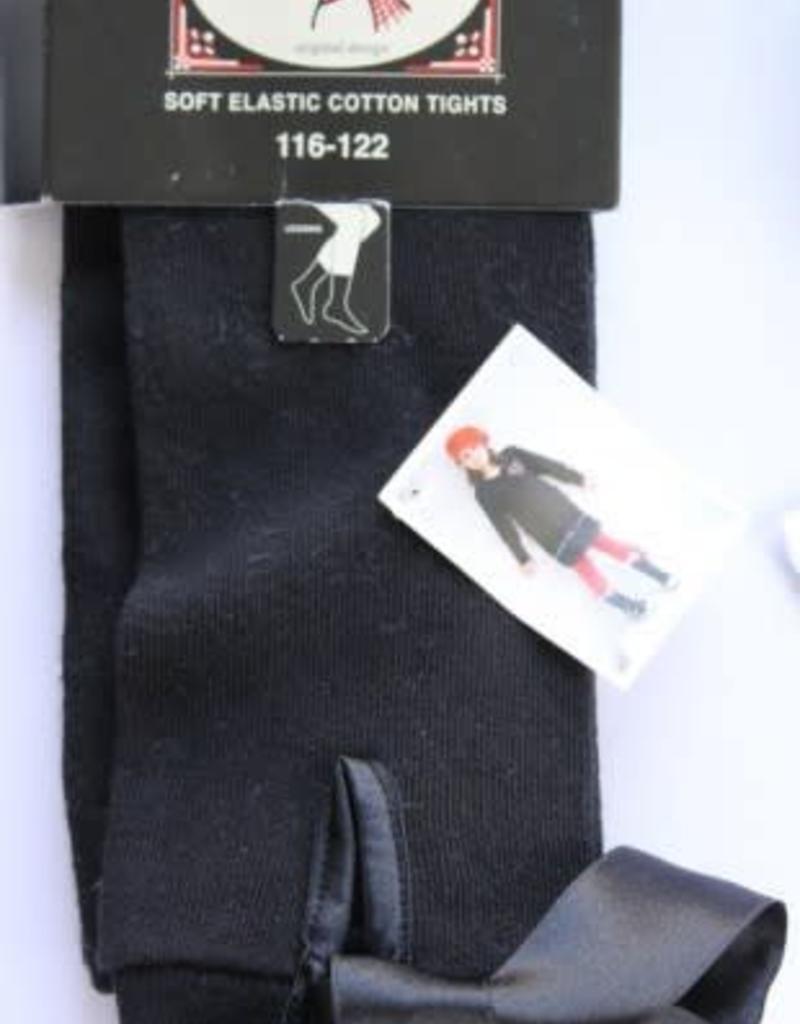 Bonnie Doon Bonnie Doon legging zwart met lint M L