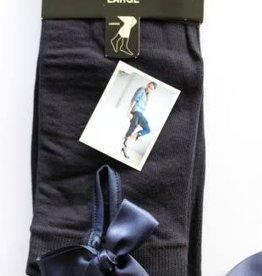 Bonnie Doon Bonnie Doon Legging d.blauw met stijnen linten S/M/L/XL