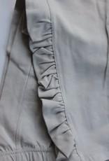 Ewers Ewers Legging l.grijs met rimpels aan de zijkant