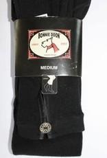Bonnie Doon Bonnie Doon Legging M zwart met nostalgisch knoopje