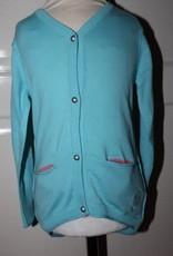 Blue Seven Vest turquoise
