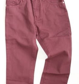 Blue Seven broek bordeaux