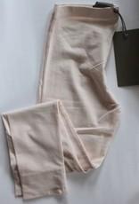 Creamie Creamie Legging licht roze met schulp randje