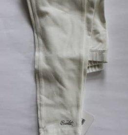 Rumble Legging off white met zilver Rumble logo