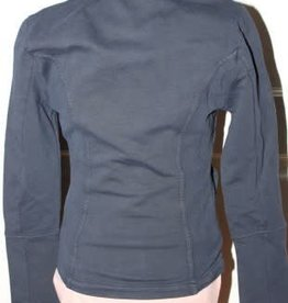 Moscow Moscow Blazer donker blauw van tricot