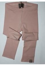 Creamie Creamie legging oudroze met schulprandje