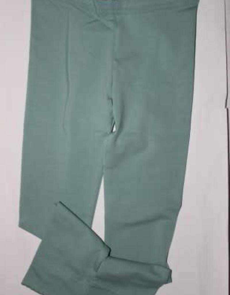 Creamie Creamie Legging mint groen met schulprandje