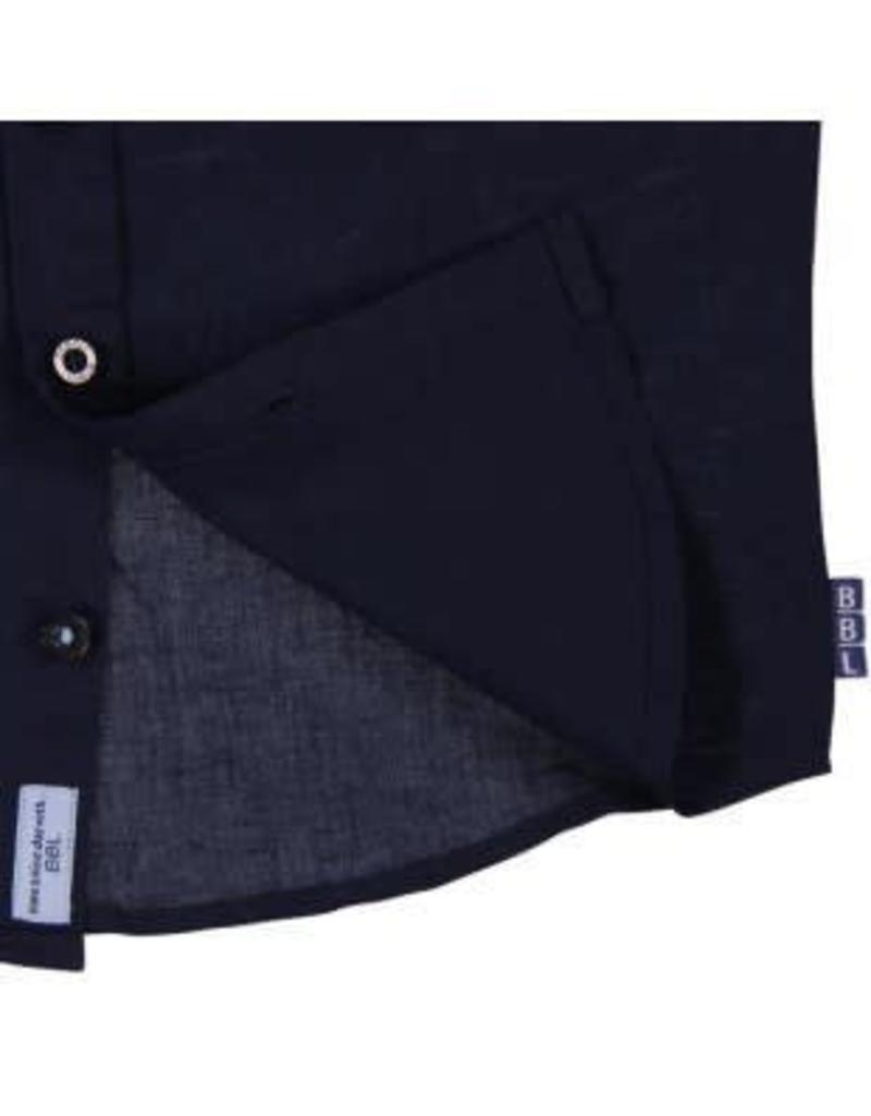 Boboli Boboli Overhemd donkerblauw