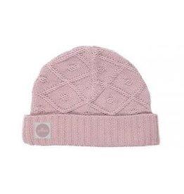 Jollein Jollein Muts Diamond knit vintage pink