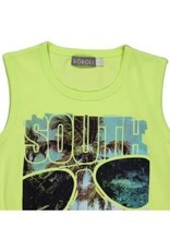 Boboli Boboli Shirt geel HAWAI