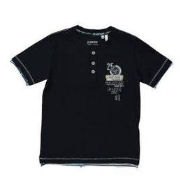 David Camp Shirt zwart