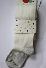 Boboli Boboli Maillots zilver met schoen voetje en glittersteentje