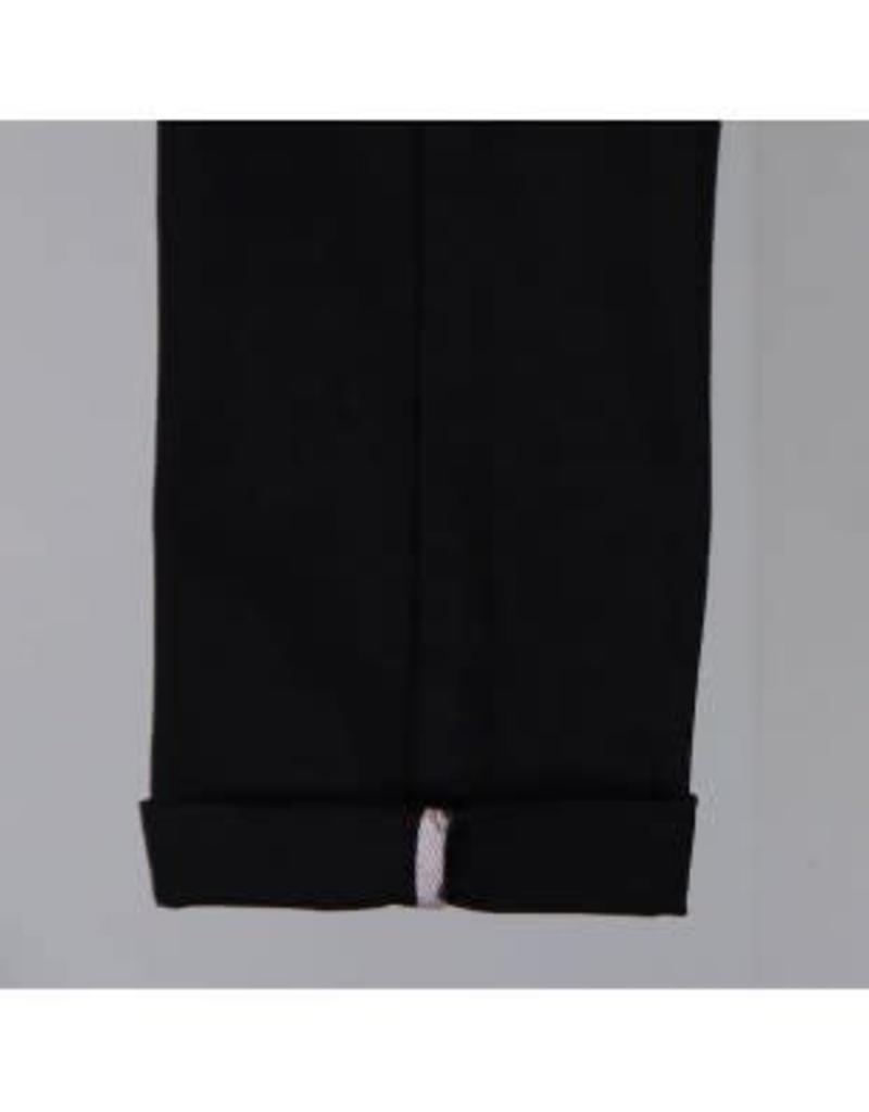Boboli Boboli Broek zwart verstelbaar in de taille